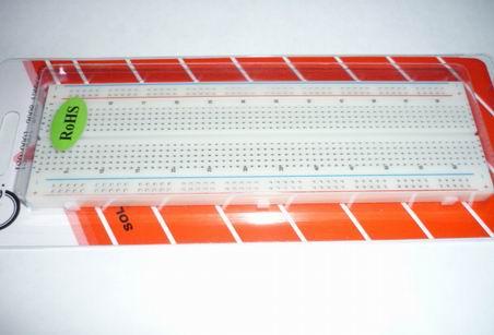 Steckbrett Steckboard Breadboard experimentierboard 640,1280 contatti